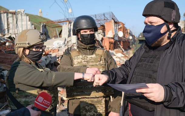 Украина, Польша и Литва совместным заявлением осудили агрессию России