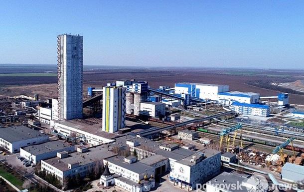 При обрушении на шахте в Донецкой области погиб горняк