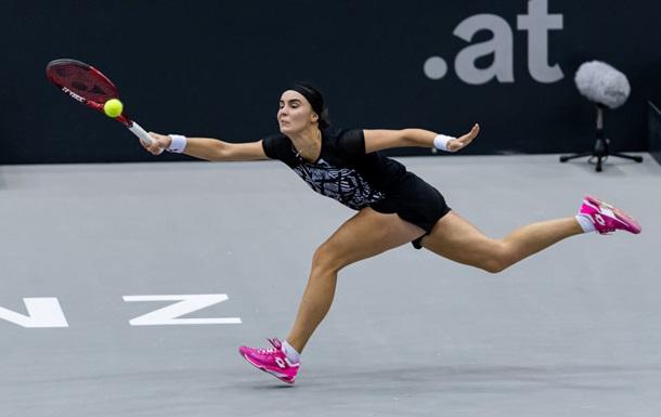 Калініна на відмові суперниці вийшла в 1/8 фіналу турніру ITF