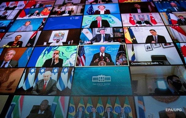 Світові лідери виступили на саміті щодо клімату