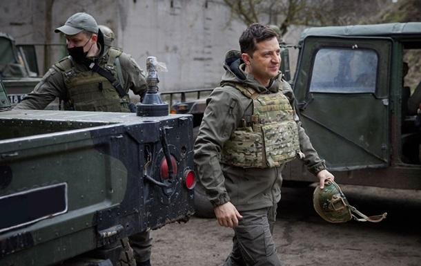 Зеленский отреагировал на отведение войск России