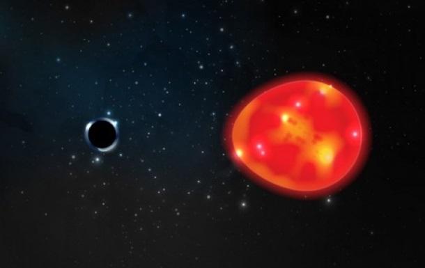 Найдена ближайшая к Земле черная дыра