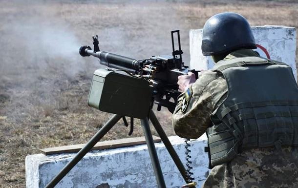 Доба в ООС: 20 обстрілів, загинув боєць ЗСУ