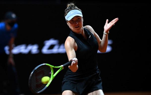 Свитолина вышла в четвертьфинал турнира WTA в Штутгарте