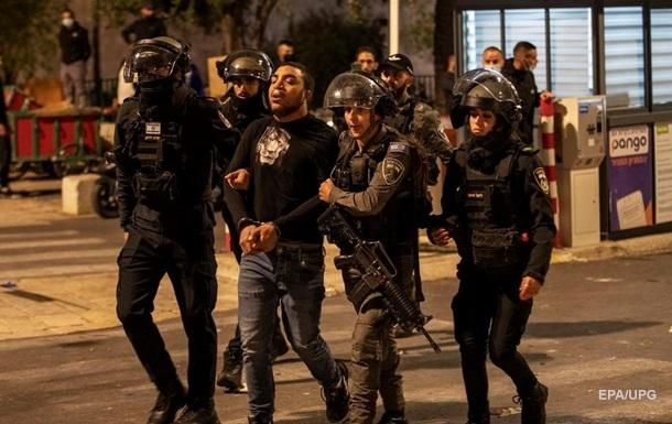 У Єрусалимі в сутичках поранено десятки осіб