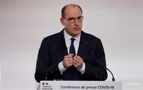 Во Франции заявили о преодолении пика третьей COVID-волны