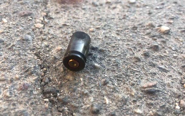 В Очакові стріляли у військовослужбовця
