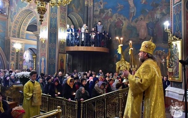 В Киеве утвердили особые условия для церковных служб к Пасхе