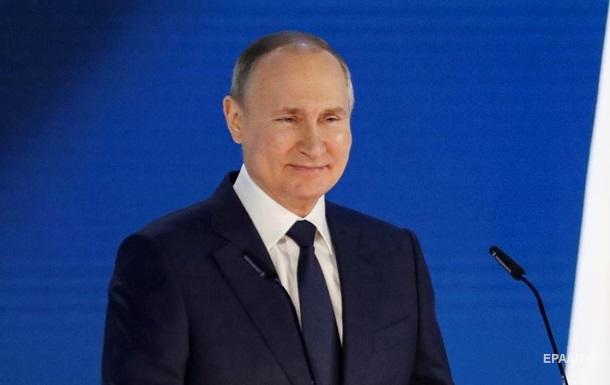 Путін оголосив дні з 1 по 11 травня вихідними