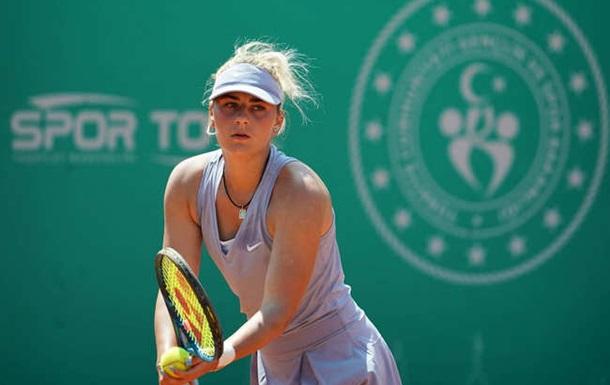 Костюк вышла в полуфинал турнира в Стамбуле