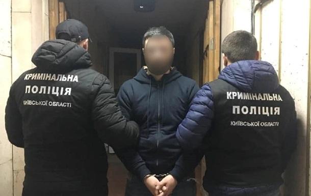 Під Києвом сталося пограбування елітного маєтку на три мільйони гривень
