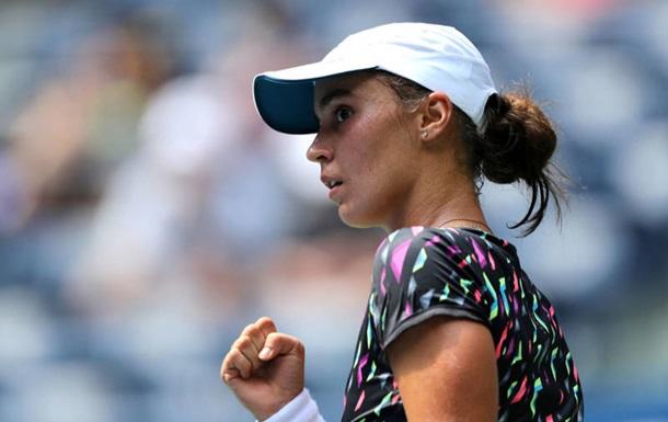 Калинина вышла в полуфинал турнира в Португалии