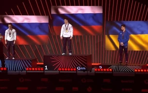 Українець Ковтун сенсаційно виграв медаль ЧЄ з гімнастики у багатоборстві