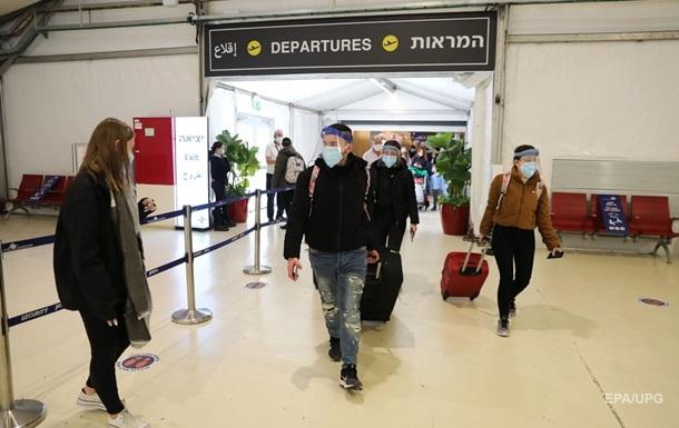 Власти Израиля советуют гражданам не летать в Украину