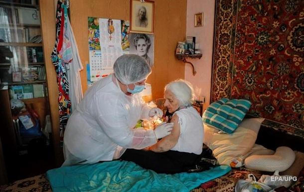В Україні сповільнилися темпи COVID-вакцинації