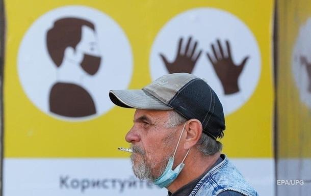 В Киеве подтвердили больше тысячи случаев коронавируса