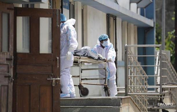 В Индии 25 человек с COVID умерли из-за нехватки кислорода в больнице