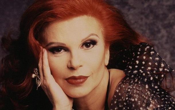 В Италии скончалась известная певица и актриса Мильва