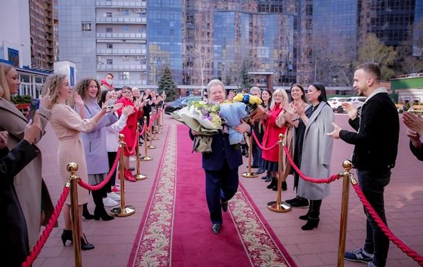 Поплавский отметил 28-летие ректорства в университете культуры