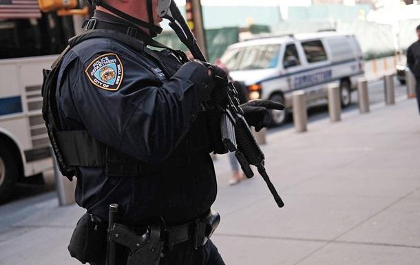 В США во время стрельбы ранили пять человек