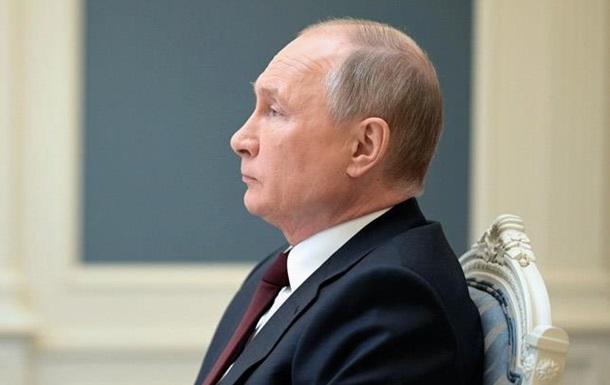 Тяжелая стратегия Путина