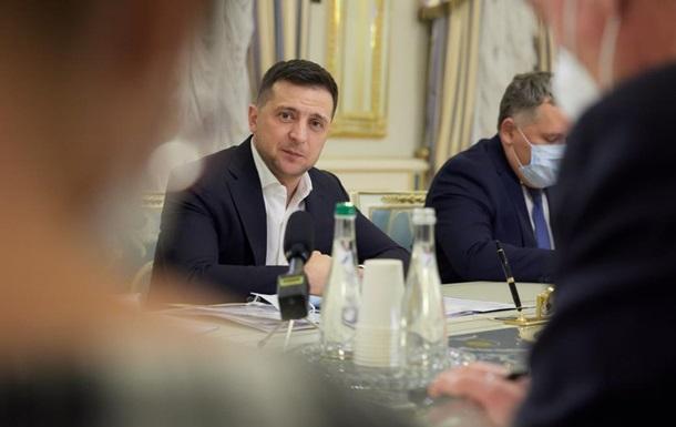Зеленський підписав укази про зміну начальників СБУ