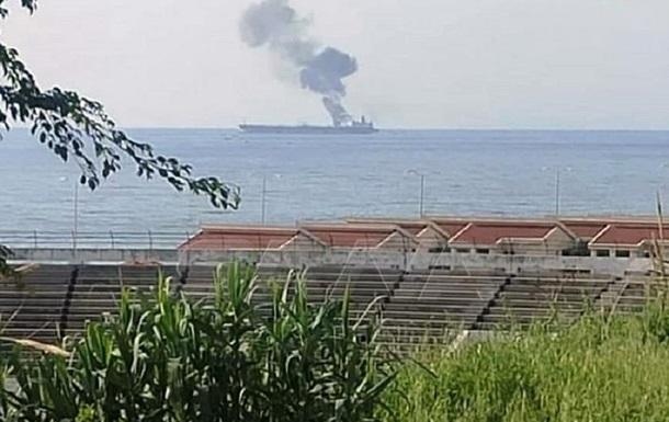 У сирійському порту безпілотник атакував танкер - ЗМІ
