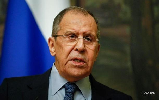 Лавров пригрозил США ответом на санкции