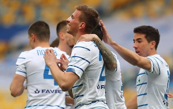 Динамо Киев - чемпион Украины