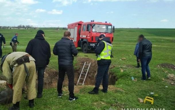 В Одесской области в колодце нашли тела четырех молодых людей