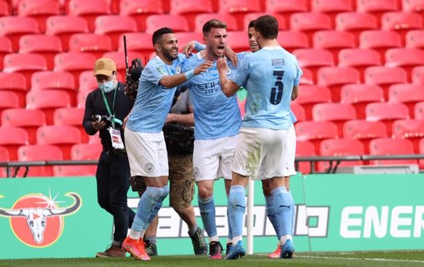 Манчестер Сити выиграл Кубок Лиги