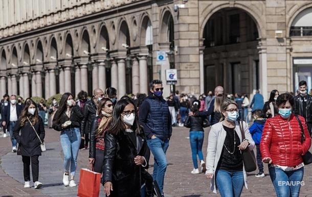Італія виходить із жорсткого локдауна