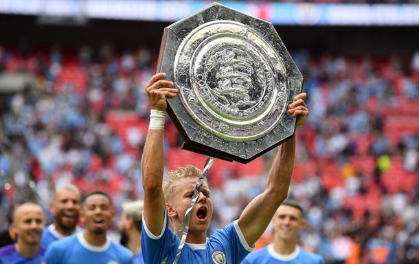 Зинченко выиграл восьмой трофей в составе Манчестер Сити