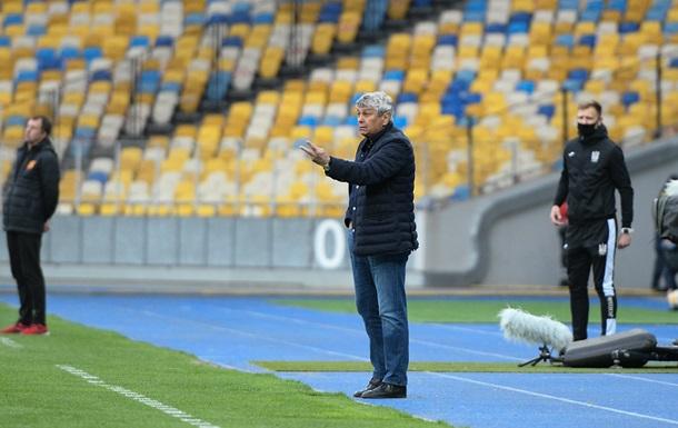 Луческу рассказал о разнице между той командой, которую принял в августе, и нынешней