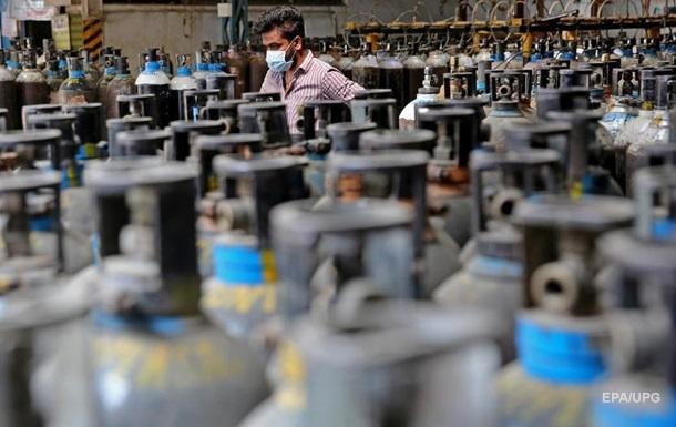 В Индии построят сотни кислородных станций