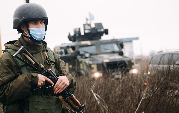Доба в зоні ООС: 12 обстрілів, втрат немає