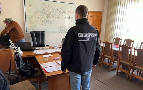 Чиновник Черновицкой ОГА вымогал взятку в 600 тысяч гривен