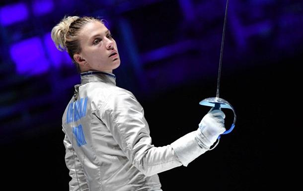 Украина повторила свой худший результат по количеству олимпийских лицензий в фехтовании