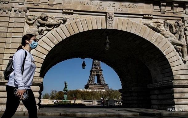 Во Франции начали ослаблять карантин