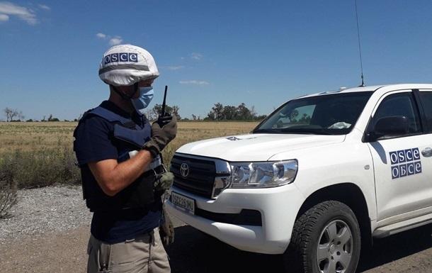 ОБСЕ за три дня зафиксировала почти 400 нарушений на Донбассе