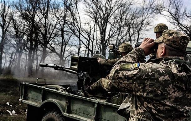 Сутки на Донбассе: девять обстрелов, ранен боец