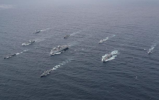 Британія відправляє в похід найбільшу в історії групу кораблів