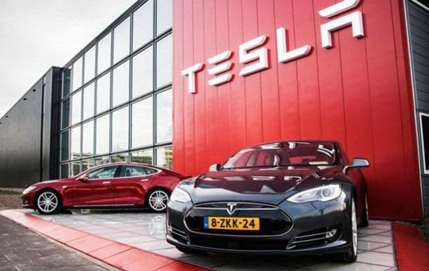 Tesla получила рекордную прибыль