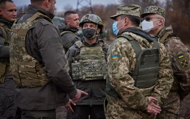 Зеленский отправился к админгранице с Крымом