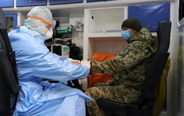 В армії України 78-ма смерть від коронавірусу