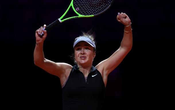 Свитолина узнала имя первой соперницы на турнире в Мадриде