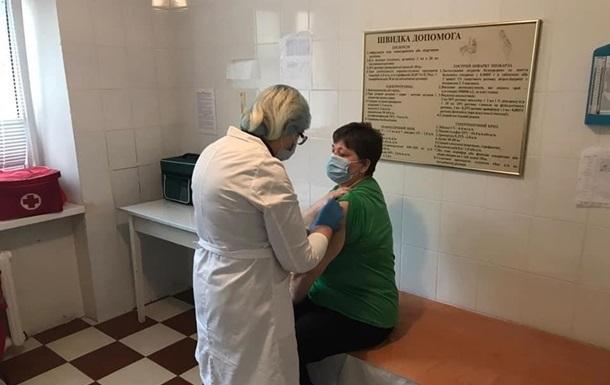 В Украине запустят более двух тысяч пунктов COVID-вакцинации