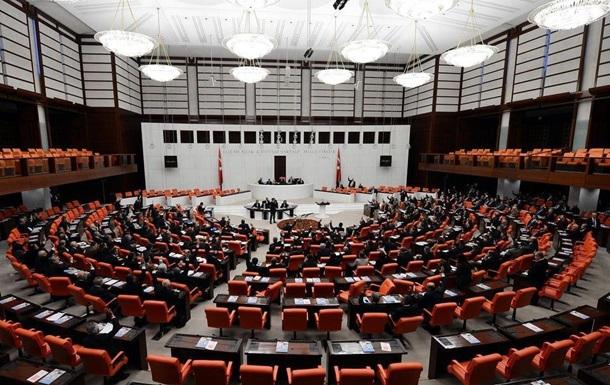 Парламент Туреччини засудив Байдена за визнання геноциду вірмен