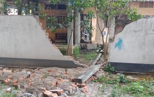 В Индии зафиксировали землетрясение магнитудой 6,4