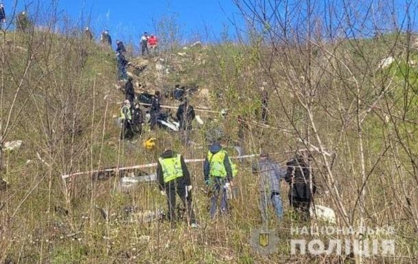 В Киеве нашли расчлененное тело в сумке